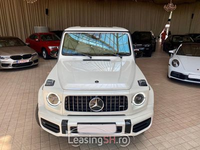 second-hand Mercedes G63 AMG AMG din 2019