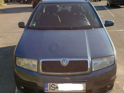 second-hand Skoda Fabia 2006 1.4 Benzina