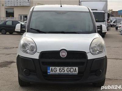 second-hand Fiat Doblò Maxc -2012-Aer Conditionat- 2012