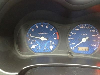 second-hand Honda HR-V 4X4