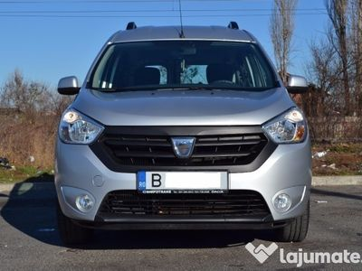 second-hand Dacia Dokker Laureate 1.5 Diesel 90 cp Euro 6 Predare Leasin