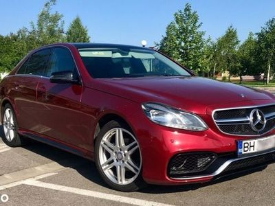 second-hand Mercedes E200