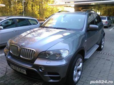 second-hand BMW X5 4.0D ....
