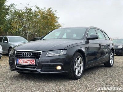 second-hand Audi A4 2009, 2.0 diesel, posibilitate = rate =
