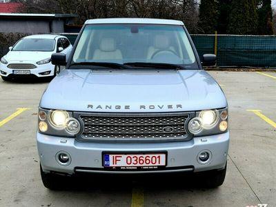 second-hand Land Rover Range Rover Vogue Autoutilitara