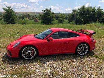 second-hand Porsche 911 GT