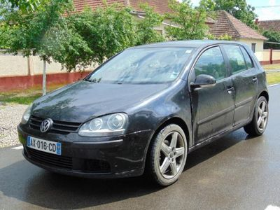 second-hand VW Golf V - 1.9 TDI