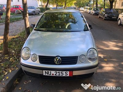 second-hand VW Polo an fab 2004 1.4 Diesel Recent adusa