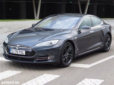 second-hand Tesla Model S 70D