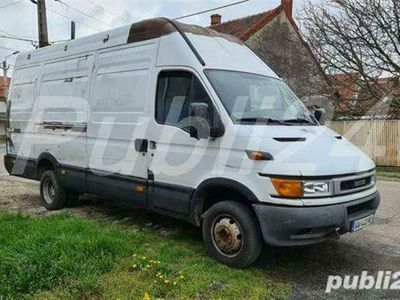 second-hand Iveco Daily 50c13 2.8 Diesel 130 Cp