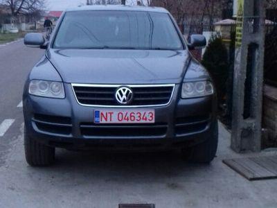second-hand VW Touareg 25 tdi automat 2006