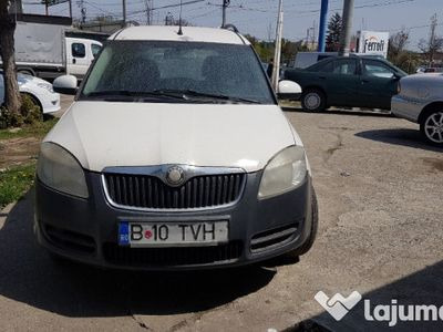 second-hand Skoda Roomster 1.4tdi 2008