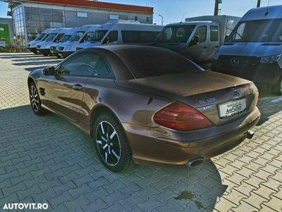 second-hand Mercedes SL500