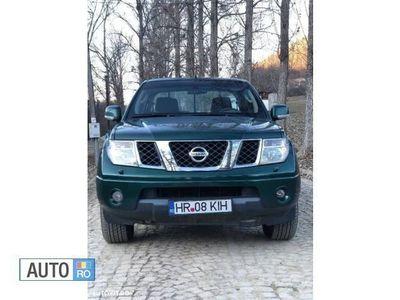 second-hand Nissan Navara diesel d40