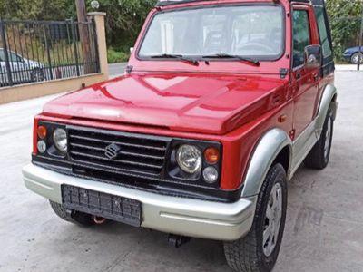 second-hand Suzuki Samurai 1.3i