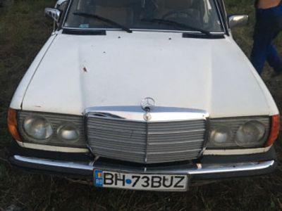 second-hand Mercedes 240 d