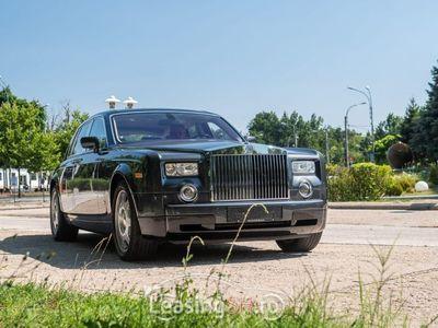 second-hand Rolls Royce Phantom Extended Wheelbase din 2006