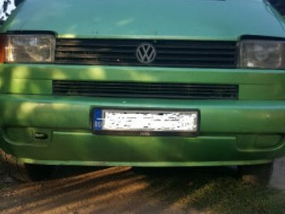 second-hand VW T4 1.9 TD 1998