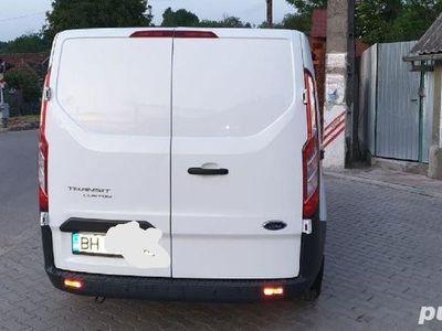 second-hand Ford Transit MK4