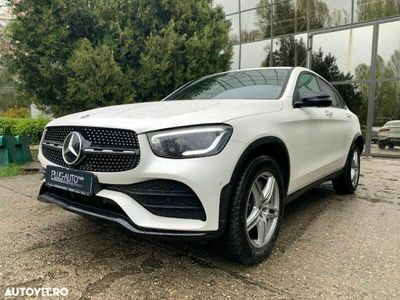 second-hand Mercedes 300 GLC Coupe