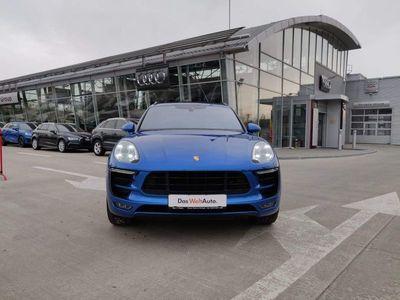 second-hand Porsche Macan GTS