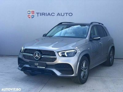 second-hand Mercedes GLE400