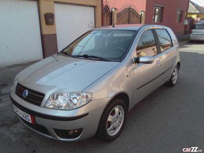 second-hand Fiat Punto 1.4 benzina 95 cai an 2004 euro 4