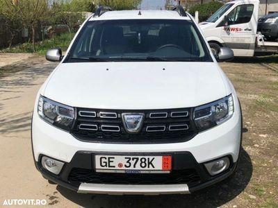 usado Dacia Sandero Stepway