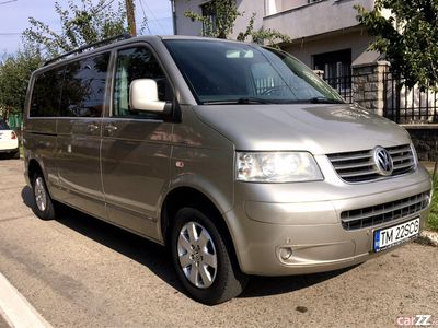 second-hand VW Caravelle Long 2.5 TDI 2009