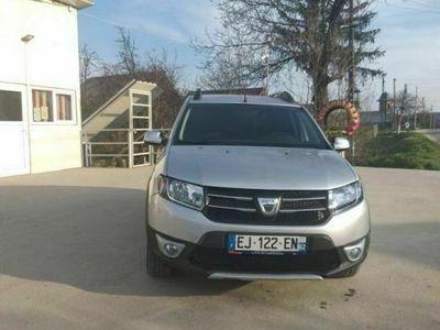 second-hand Dacia Sandero Stepway dCi
