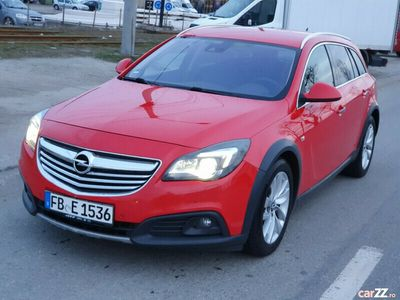 second-hand Opel Insignia Country Tourer 4X4 Automat
