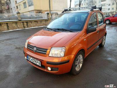 second-hand Fiat Panda 2009 1.2benzina+gpl inm ro unic proprietar