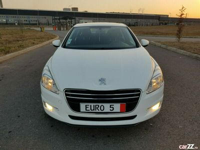 second-hand Peugeot 508 1.6 HDI euro5 import recent