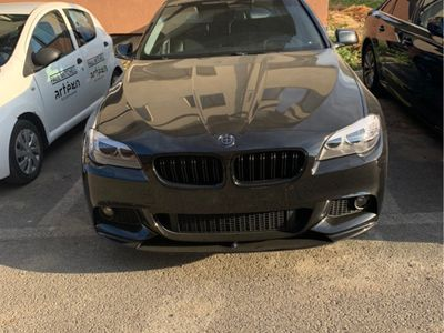 second-hand BMW 520 d manual