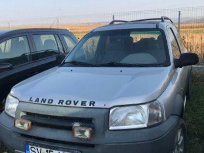 second-hand Land Rover Freelander ieftin