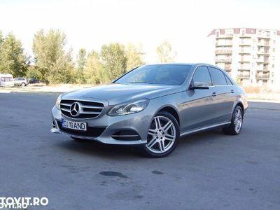 brugt Mercedes E250
