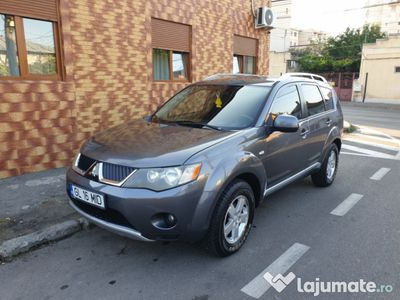 second-hand Mitsubishi Outlander 2.0 Tdi/ 4x4/ 2x4/ 2008/ Anvelope Noi