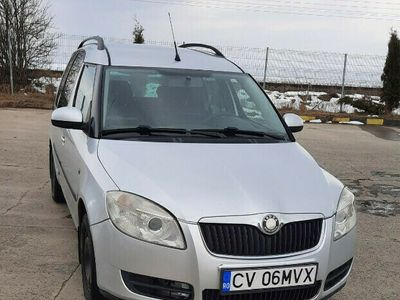 second-hand Skoda Roomster 1.4 tdi an 2008