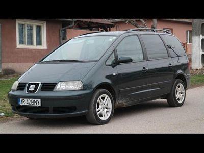 second-hand Seat Alhambra 7 Locuri 1.9 TDI Diesel, an 2005