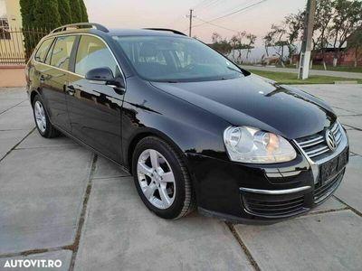 second-hand VW Golf V Bluemotion - an 2009, 1.9 Tdi (Diesel)