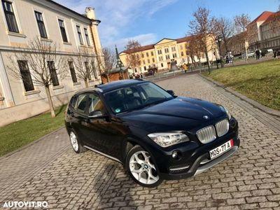 second-hand BMW X1 xDrive25d