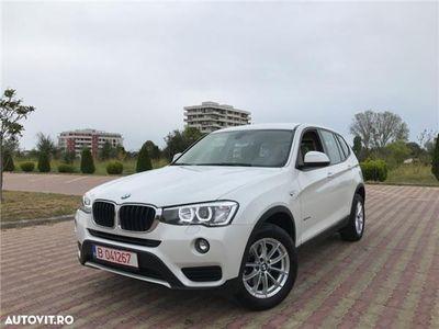 brugt BMW X3 X