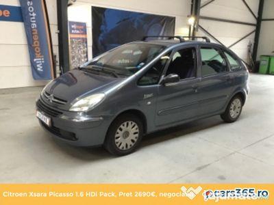 brugt Citroën Xsara Picasso 1.6 hdi pack, 2006, posibilitate rate
