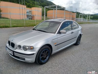 second-hand BMW 316 Compact TI