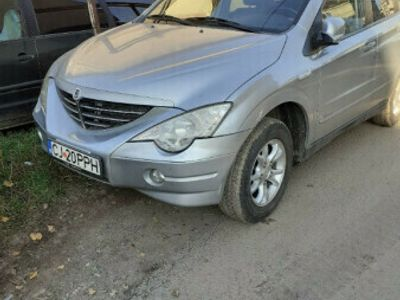 second-hand Ssangyong Actyon 4x4 din 2009 euro 4