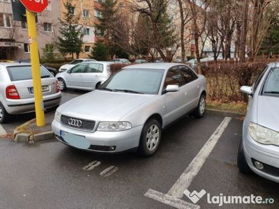 second-hand Audi A4 B5 1.6 EURO4