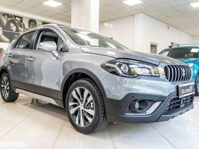second-hand Suzuki SX4 S-Cross
