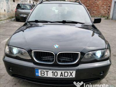 second-hand BMW 320 d break 150 cai 6 trepte