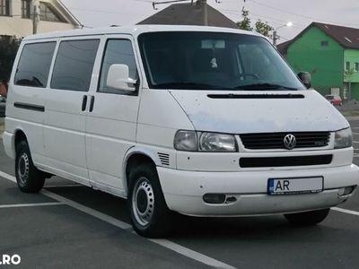 second-hand VW Transporter T4