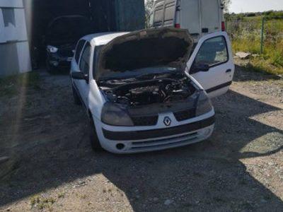 brugt Renault Clio 2004,1.5 diesel